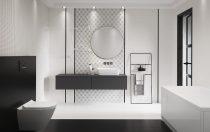 Cersanit Black&White