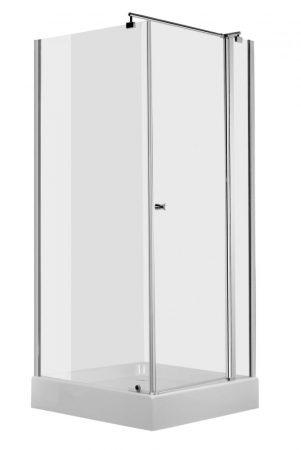 Deante Cubic 90x90cm szögletes zuhanykabin KTI 043P