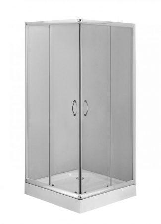 Deante Funkia szögletes zuhanykabin 80cm KYC 042K