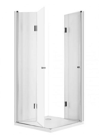 Deante Kerria szögletes zuhanykabin 80cm KTK 042P