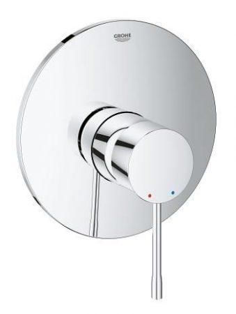 Grohe 19286001Essence falsík mögötti zuhany színkészlet ( belső egység nélkül ) .