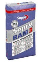 Sopro RAM 3® Felújító- és kiegyenlító habarcs