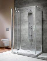 Radaway Almatea KDJ+S szögletes zuhanykabin