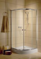 Radaway Classic A íves zuhanykabin