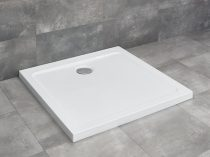 Radaway Doros C szögletes zuhanytálca + szifon
