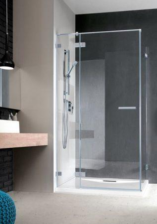 Radaway Euphoria KDJ szögletes zuhanykabin