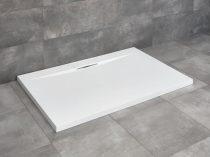 Radaway Giaros D aszimmetrikus szögletes zuhanytálca + szifon