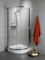 Radaway Premium Plus B íves zuhanykabin
