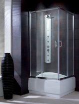 Radaway Premium Plus C 1700 szögletes zuhanykabin