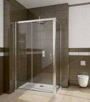Radaway Premium Plus DWJ+S szögletes zuhanykabin
