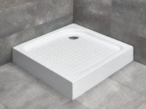 Radaway Rodos C szögletes zuhanytálca + szifon