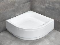 Radaway Samos A íves zuhanytálca + szifon