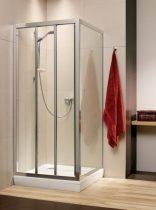 Radaway Treviso DW+S szögletes zuhanykabin