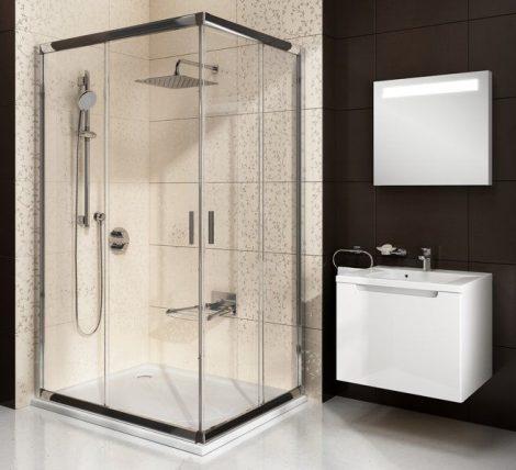 Ravak Blix BLRV2K sarokbelépős zuhanykabin