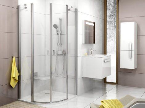 Ravak Chrome CSKK4 zuhanykabinok