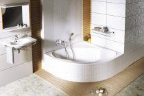 Ravak NewDay akril sarok fürdőkád