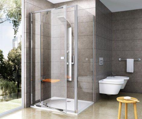Ravak Pivot PDOP1/PDOP2 + PPS zuhanykabinok
