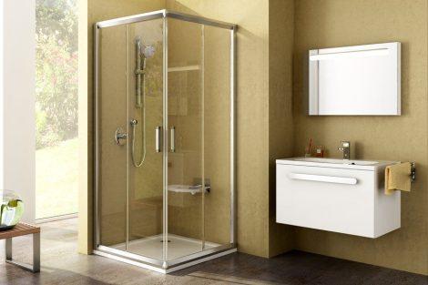 Ravak Rapier NRKRV2 szögletes zuhanykabin