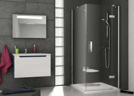 Ravak SmartLine SMSD2 + SMPS zuhanykabin