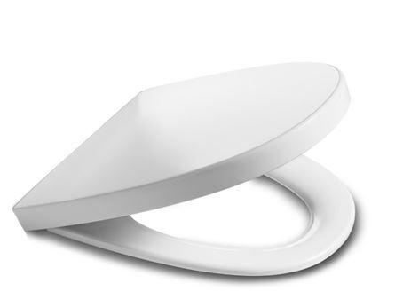 Roca Khroma Ice White lecsapódásgátlós wc tető 801652004