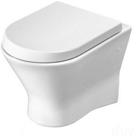 Roca Nexo mélyöblítésű függesztett wc, ülőke nélkül 346640000