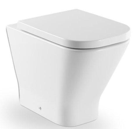 Roca The Gap mélyöblítésű Vario lefolyós álló wc ülőke nélkül 347477000