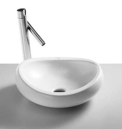 Roca Urbi 1 45 cm-es mosdótál csaplyuk nélkül 327225000