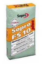 Sopro FS 10 plus Önterülő aljzatkiegyenlítő plus