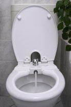Toilette Nett® bidé WC-ülőke, bidé 320T
