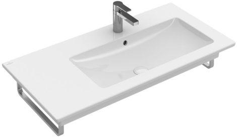 Villeroy & Boch Venticello 4134 R101 100x50 1 csaplyukas jobbos beépíthető mosdó