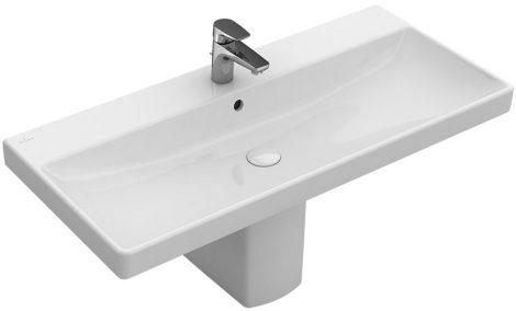 Villeroy & Boch Avento 4156 8001 80x47cm beépíthető mosdó