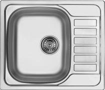 Deante Soul 1 medencés mosogatótálca rövid csepegtetővel 45 cm