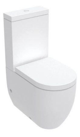 Sapho Kerasan Flo Wc kombi 36x43x60cm   (311701+318101+750990) WC ülőke nélkül
