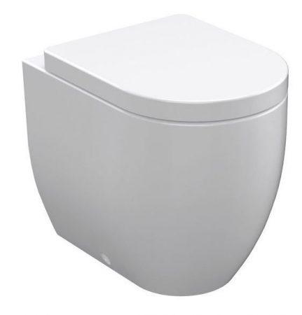 Sapho  KERASAN FLO WC alsó/hátsó kifolyású 36x42x51,5cm   (311601) WC ülőke nélkül