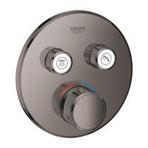 SmartContol termosztát falsík mögötti telepítéshez, 2 fogyasztóra