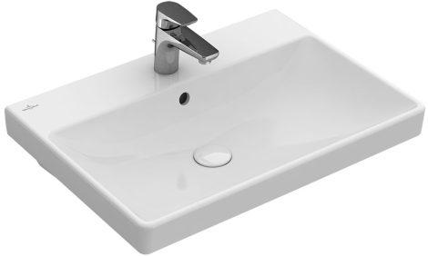 Villeroy & Boch Avento 4158 6001 60x47cm beépíthető mosdó