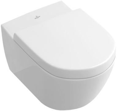 Villeroy & Boch Subway 2.0 5614 R201 kombipack fali WC+WC ülőke